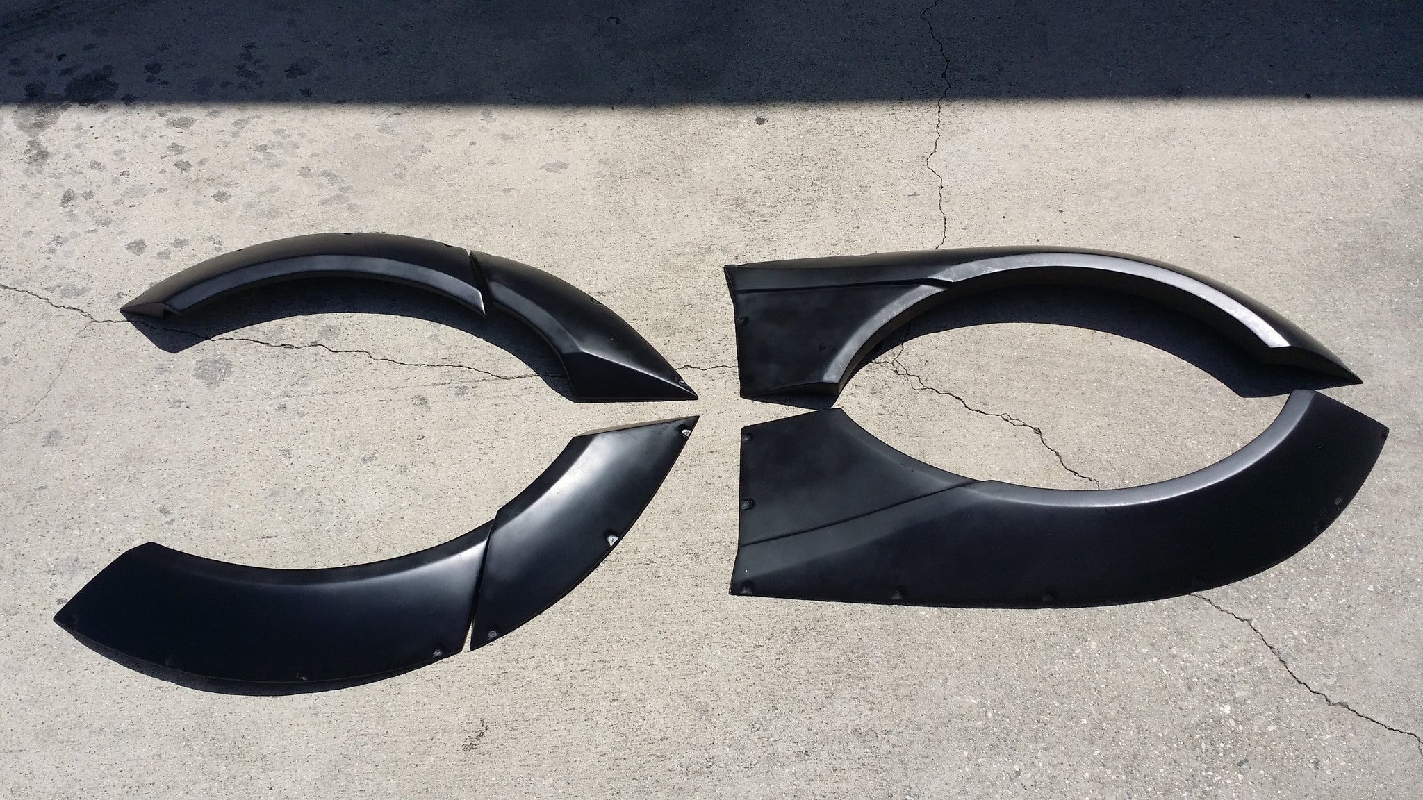 Ford Focus ST Wide Fender Flares