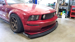 Chassis Mounted Splitter for Ford Mustang (S197)