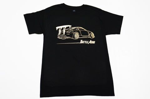 350Z Chassis Mount T-Shirt