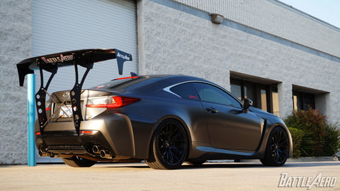V4 Chassis Mount Kit for Lexus RC-F
