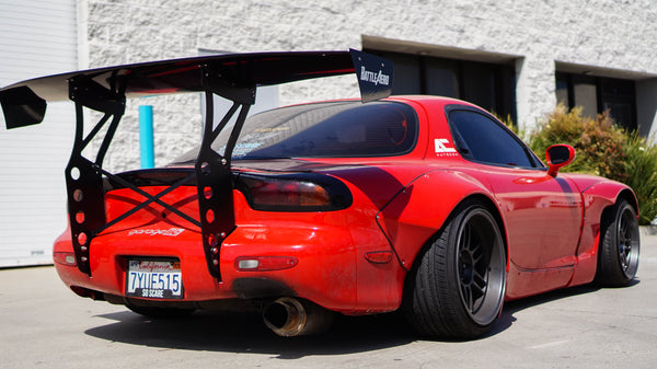 V3 Chassis Mount Kit for Mazda RX-7 (FD)