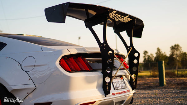 V4 Chassis Mount Kit for Ford Mustang (S550)