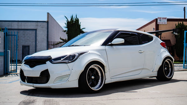 V4 Chassis Mount Kit for Hyundai Veloster