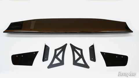 "Force 2 (66"") GT Wing for EVO 8 / 9"