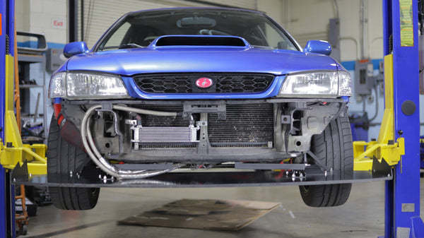Chassis Mounted Splitter for Subaru Impreza (GC)