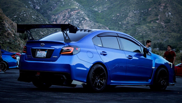 "Force 1 (62"") GT Wing for 2015+ Subaru WRX (VA)"