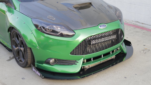 Chassis Mounted Splitter for Ford Focus ST
