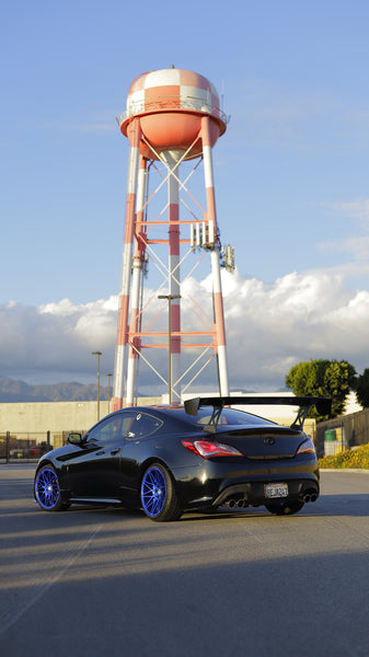 "Force 3 (70"") GT Wing for Genesis Coupe"