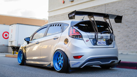 Hatch Mount Wing for 12-19 Ford Fiesta ST