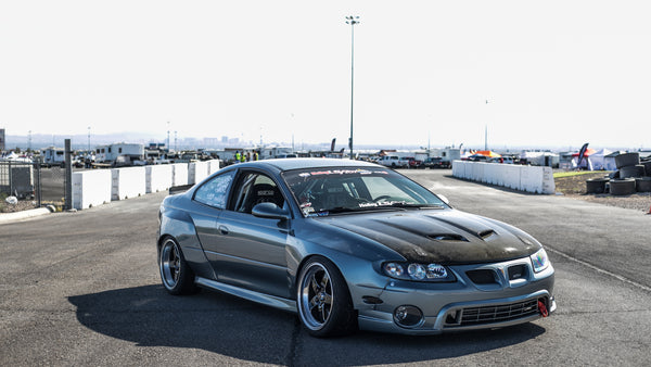 Wide Body Kit for 04-06 Pontiac GTO V1.0