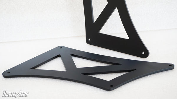Aluminum Short Wing Stands