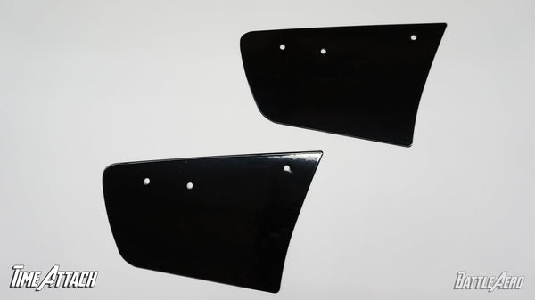 "Force 2 (66"") GT Wing for 08-14 Subaru WRX / STI (GV)"