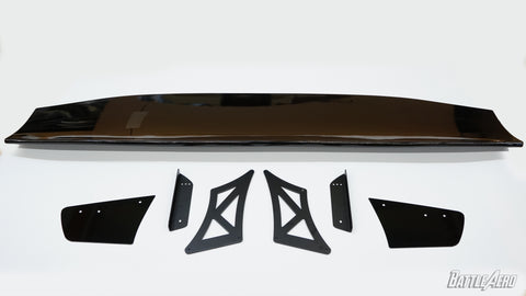 "Force 2 XL (74"") GT Wing for EVO 8 / 9"