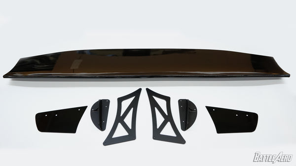 "Force 2 XL (74"") GT Wing for EVO X"