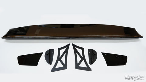"Force 2 XL (74"") GT Wing V2 Tall Stands for EVO X"