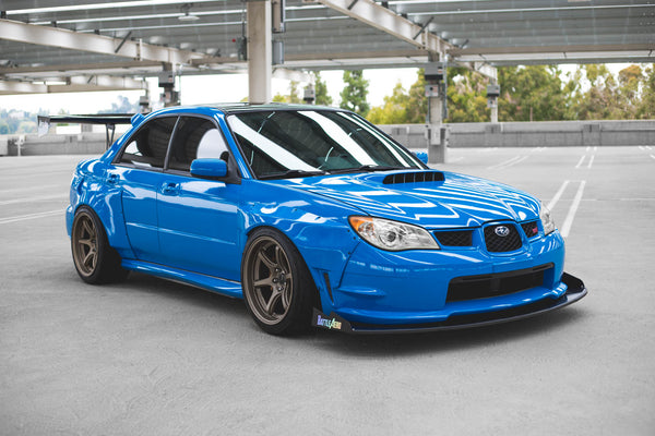 06-07 Subaru WRX / STI (GD)(Hawkeye) Wide Body Fender Flare