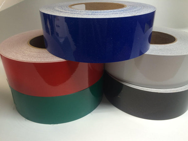 "2"" Wide Reflective Striping Tape"
