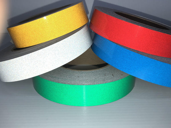 "1"" Wide Reflective Striping Tape"
