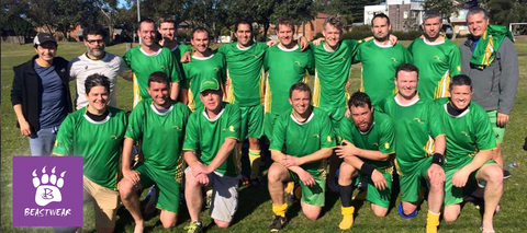 Maroubra Soccer F.C and Beastwear make a merger!