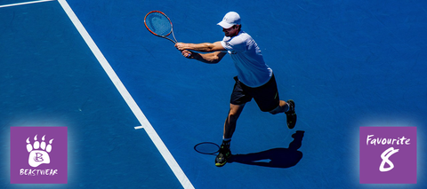 Melbourne's Best Tennis Courts