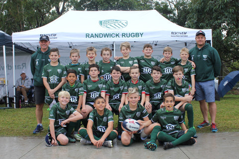 Randwick Rugby And Beastwear join forces