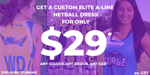 Unbeatable Netball Offer
