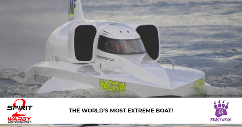 Is this the world's most extreme boat?