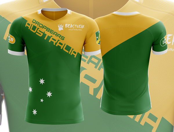 AUstralian Quidditch Team Drop Bears Jersey