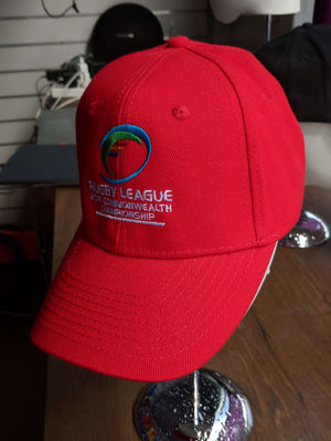 Red - Commonwealth Champions League '18 Cap