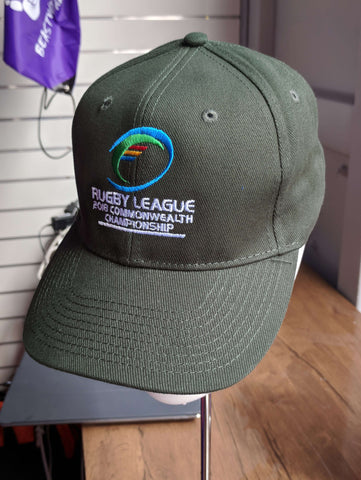 Cap - Commonwealth Champions League '18 Green