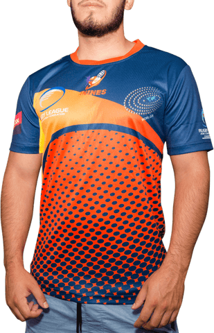 Commonwealth Rugby 9 Replica Jersey