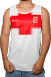 England - Rugby League Singlet