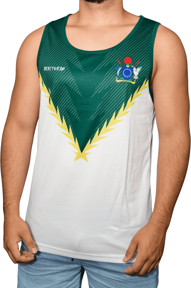 Cook Islands - Rugby League Singlet
