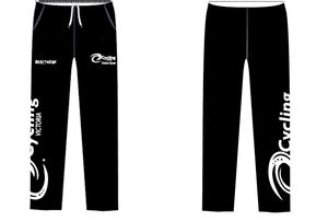 Black Cycling Victoria Pants