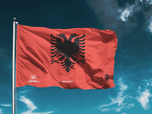 Flag - Albania Rugby League