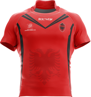 Jersey  - Albania Rugby League