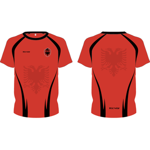 T-Shirt - Albania Rugby League (Design 1)