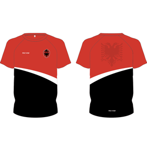 T-Shirt - Albania Rugby League (Design 3)