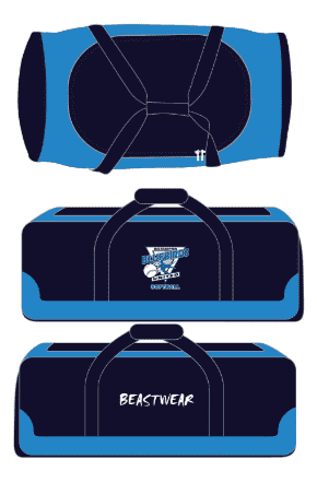 Duffle Bag - Bluebird Softball