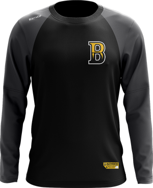 Brisbane Bandits Batting Practice Jacket (SS & LS)