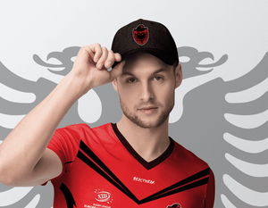 Black Cap - Albania Rugby League