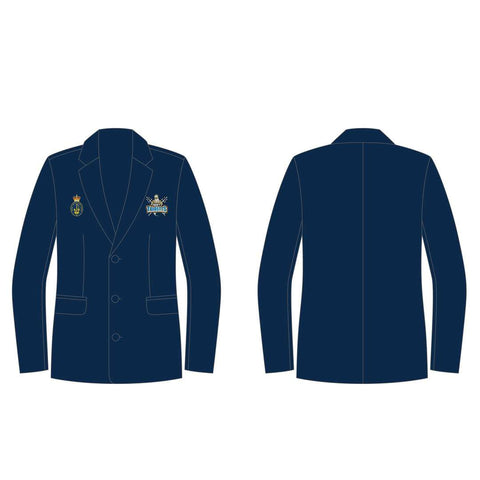 Blazer - Navy Tirdents