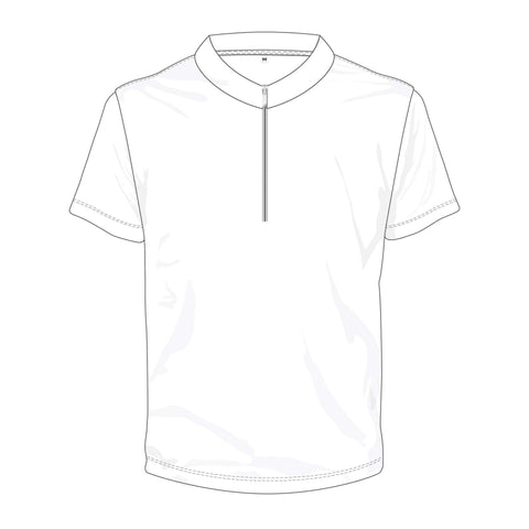 Custom Cycling Jersey - Short Sleeve