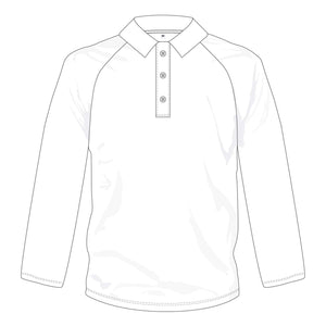 Custom Polo -  Long Sleeve