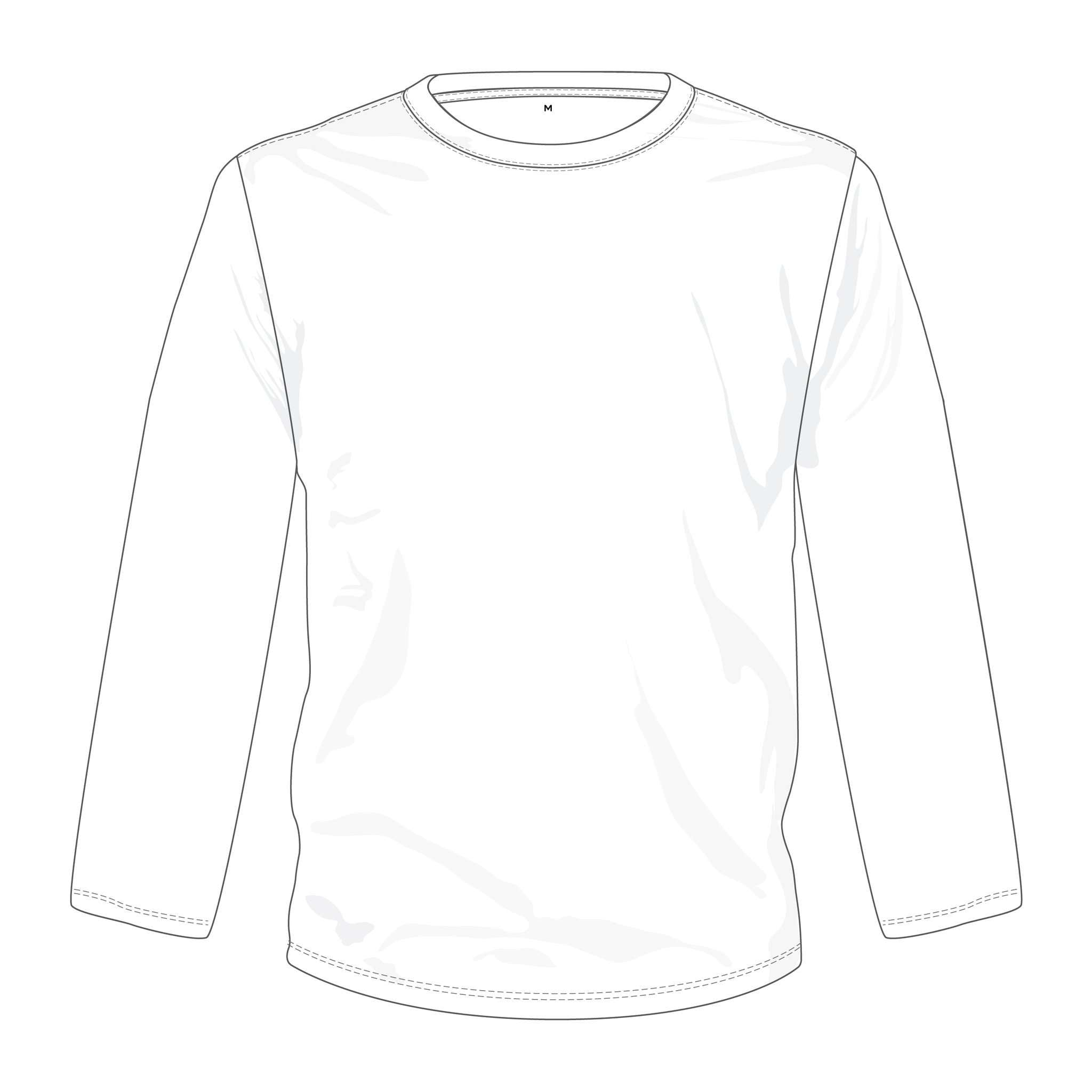 Custom T-Shirt - Long Sleeve