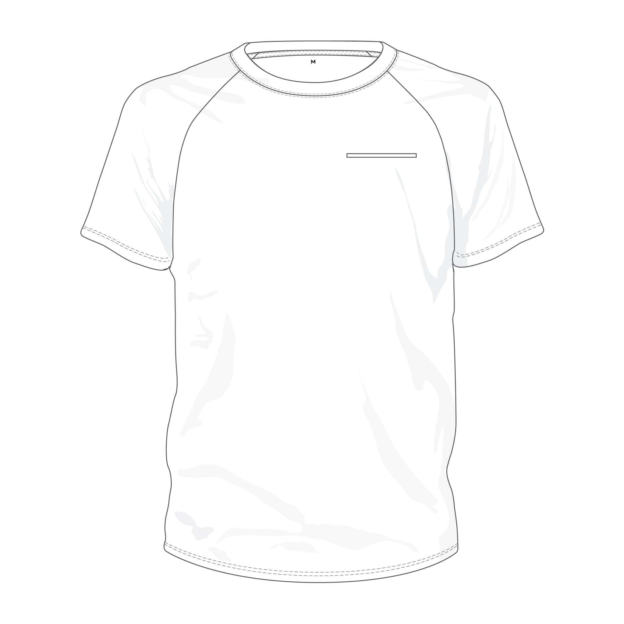 Custom T-Shirt - Short Sleeve
