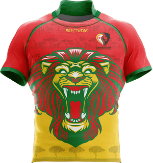 Cameroon Rugby League Jersey - Away