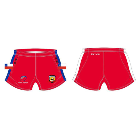 Shorts Chile Rugby League