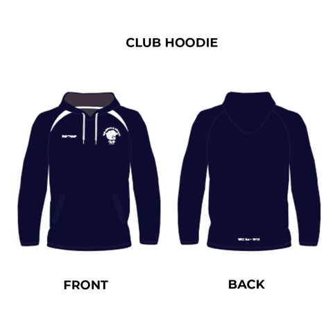Club Hoodie Walkerville Cricket