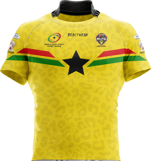 Ghana Rugby League Jersey